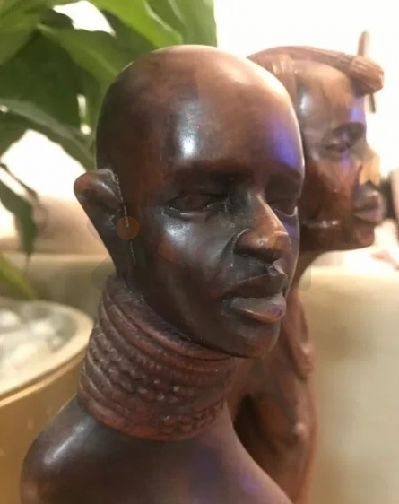 African Statues Photo