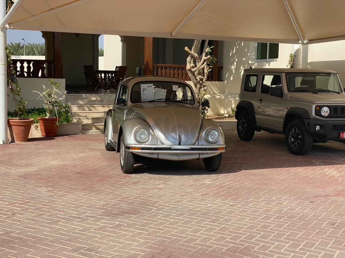 1999 Vw Beetle  1.6 OBO Photo
