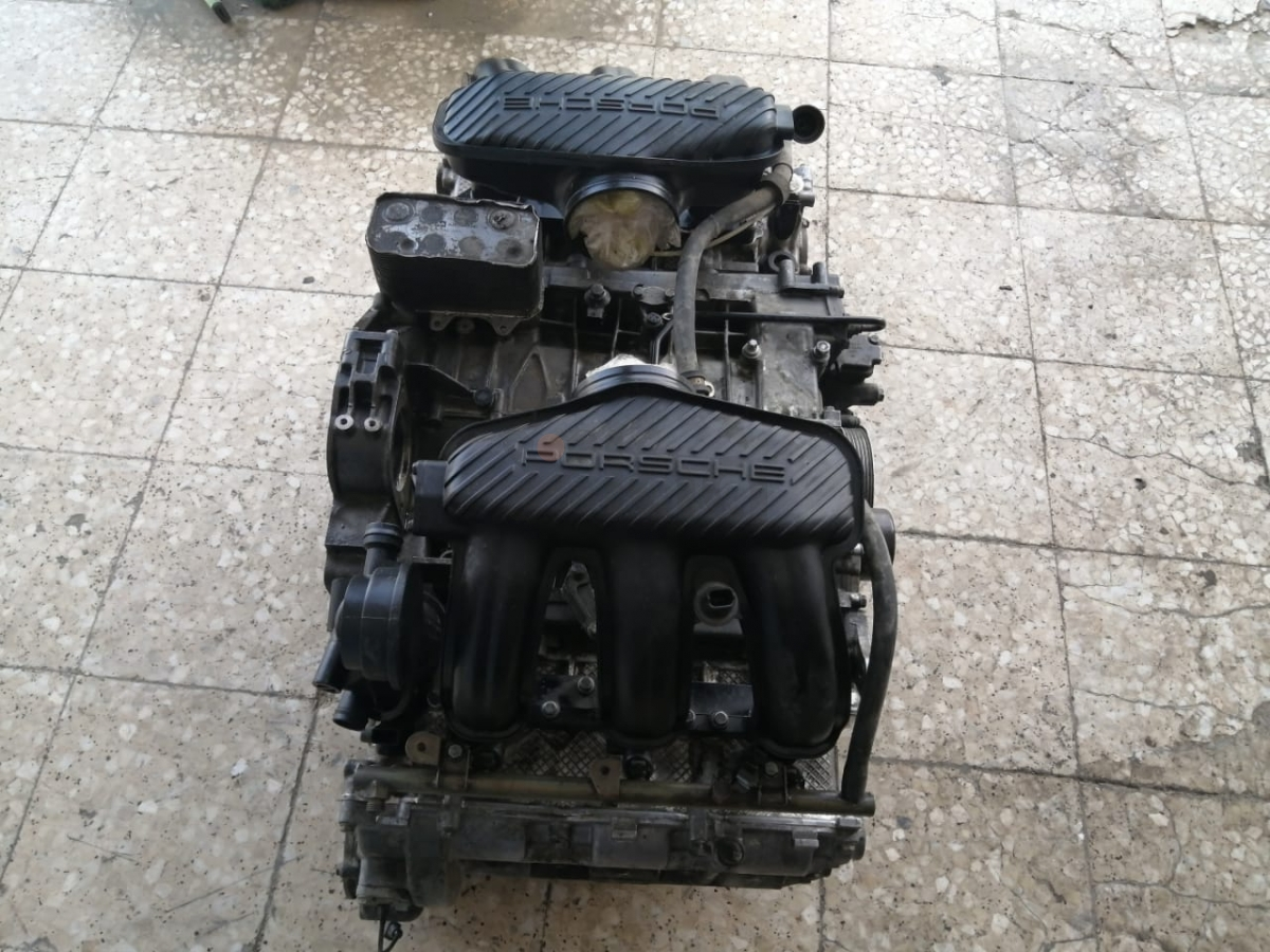 used engine  Photo