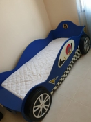 Kids bed in Car Shape For...