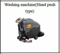 Washing Machine (handpush...