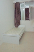 Close Partion Room for Rent