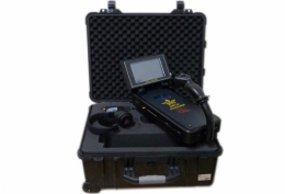 The US royal analyzer device to detect treasures and gold