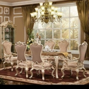 Bedroom set and Dinning t...