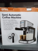 Semi Automatic Coffee Mac...