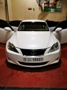 Lexus IS300 2008 GCC