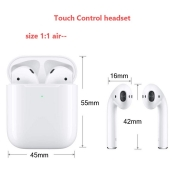 Apple AirPods Wireless Earphones White (100% Original)