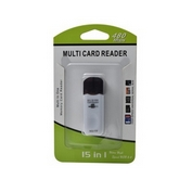 5 In 1 Multi card Reader